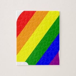 Puzzle Cabeza del arco iris
