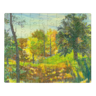 Puzzle Caída solar