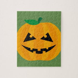 Puzzle Calabaza de Halloween