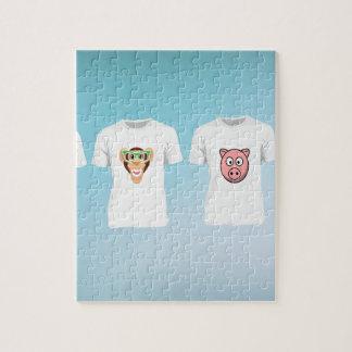 Puzzle Camisetas