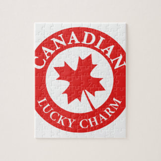 Puzzle Canada Lucky Charm Luck ED. Series