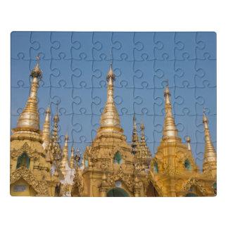Puzzle Capillas budistas