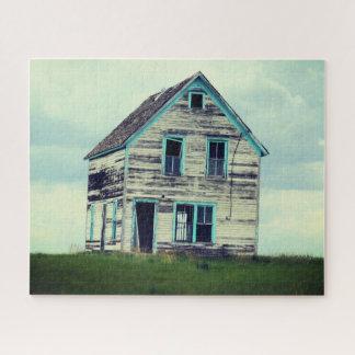 Puzzle Casa abandonada