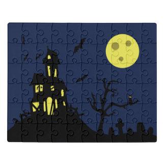 Puzzle Casa encantada
