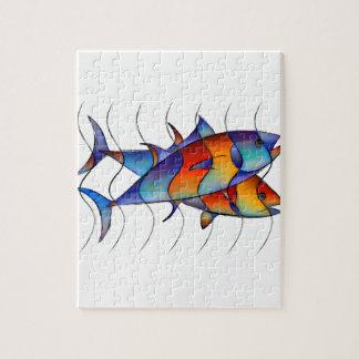 Puzzle Cassanella - pescado ideal