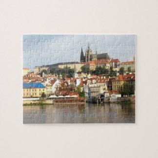 Puzzle Castillo de Praga