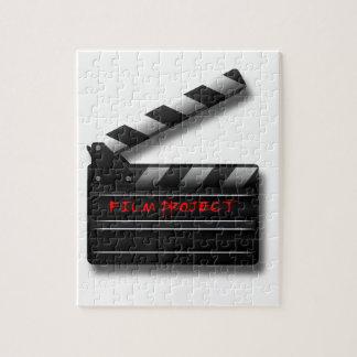 Puzzle Chapaleta de la película