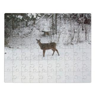 Puzzle Ciervos