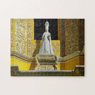 Puzzle Claustro de Merced del convento de Antigua