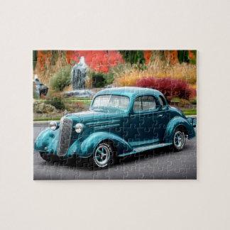 Puzzle Coche 1936 de la obra clásica de Chevrolet del