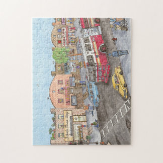 Puzzle Coche de bomberos de Brooklyn