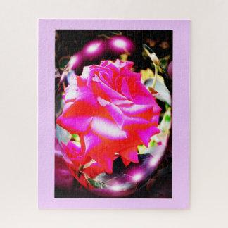 Puzzle Color de rosa hermoso