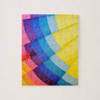 Puzzle Colorido abstracto