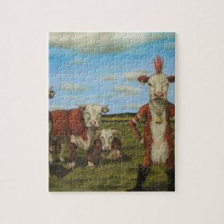 Puzzle Contra la manada