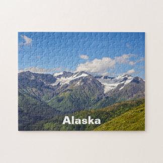 Puzzle Cordillera de Chugach de Alaska