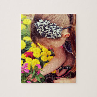 Puzzle Cosecha de la flor