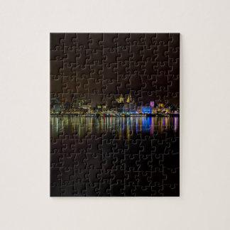 Puzzle Costa de Liverpool