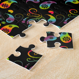 Puzzle Cree su propio arco iris Paisley