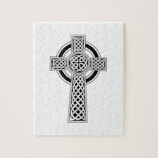 Puzzle Cruz céltica