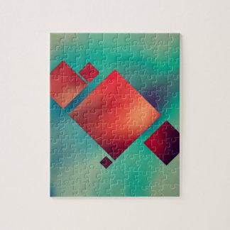 Puzzle Cubicado en surrealismo