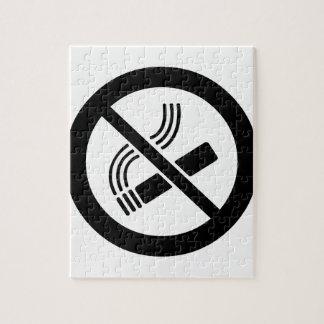 Puzzle De no fumadores