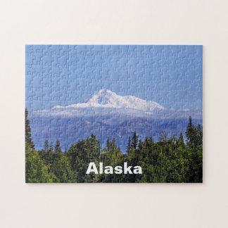 Puzzle Denali (el monte McKinley)