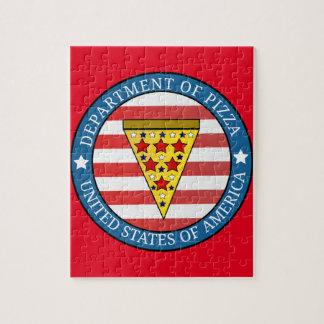 Puzzle Departamento de pizza