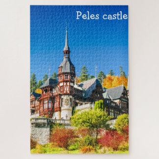 """Puzzle Desconcierte, 20"""" x 30"""", 1014 pedazos del castillo"""