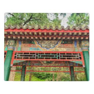 Puzzle Detalle del puente del palacio de verano