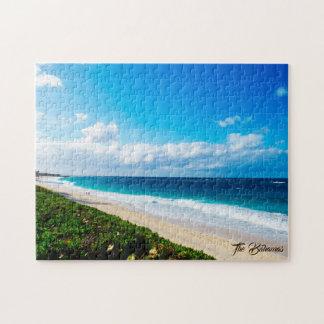 Puzzle Día soleado en la playa