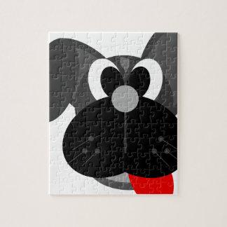 Puzzle Dibujo animado del perro