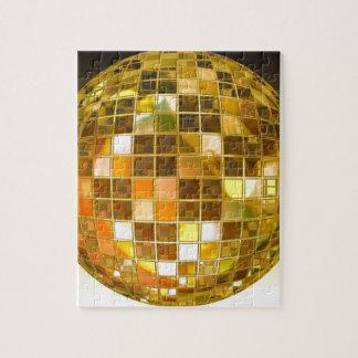 Puzzle Disco del fiesta de la luz de la danza del salto
