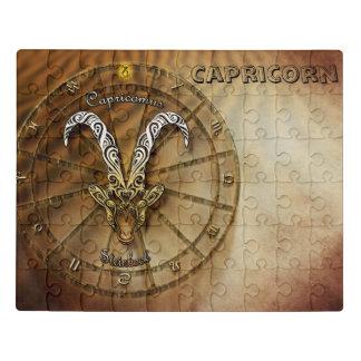 Puzzle Diseño de la astrología del zodiaco del