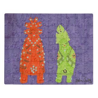 Puzzle Doncellas de Zuni