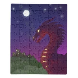 Puzzle Dragón medieval