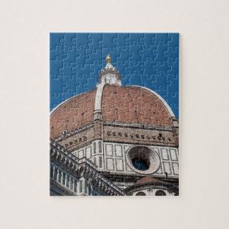 Puzzle Duomo en Florencia Italia