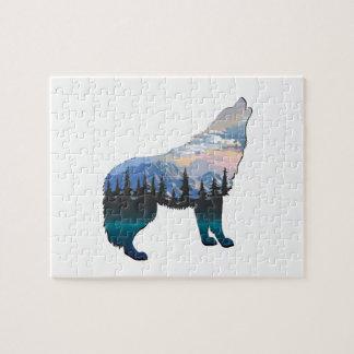 Puzzle Eco de Yellowstone