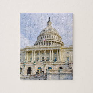 Puzzle Edificio de Capitol Hill en Washington DC