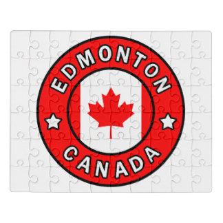 Puzzle Edmonton Canadá
