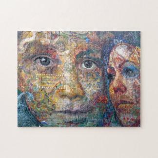 Puzzle El arte Vancouver de los niños
