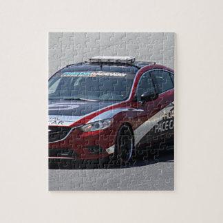 Puzzle El competir con auto del coche de deportes