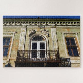 Puzzle El edificio viejo