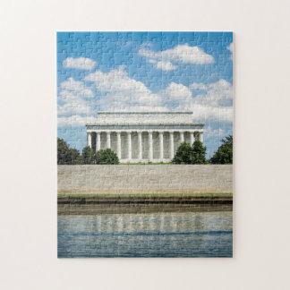 Puzzle El Lincoln memorial