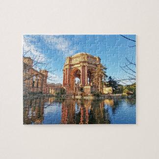 Puzzle El palacio de San Fransisco