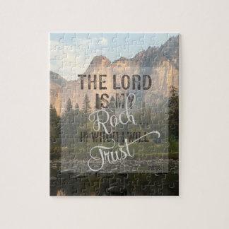 Puzzle El señor es mi roca - 18:2 del picosegundo