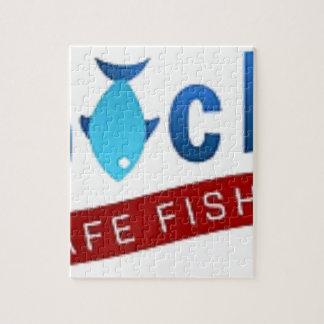 Puzzle Engranaje y ropa de Docktor de los pescados