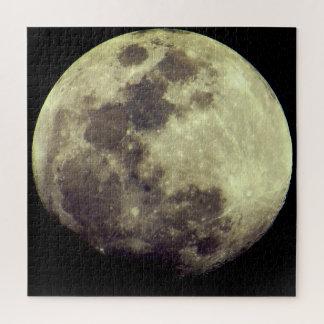 Puzzle Espacio de la Luna Llena el |