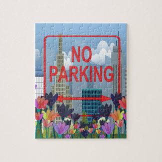 Puzzle Estacionamiento prohibido