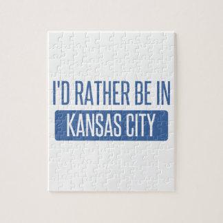 Puzzle Estaría bastante en Kansas City MES