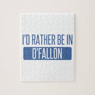 Puzzle Estaría bastante en O'Fallon